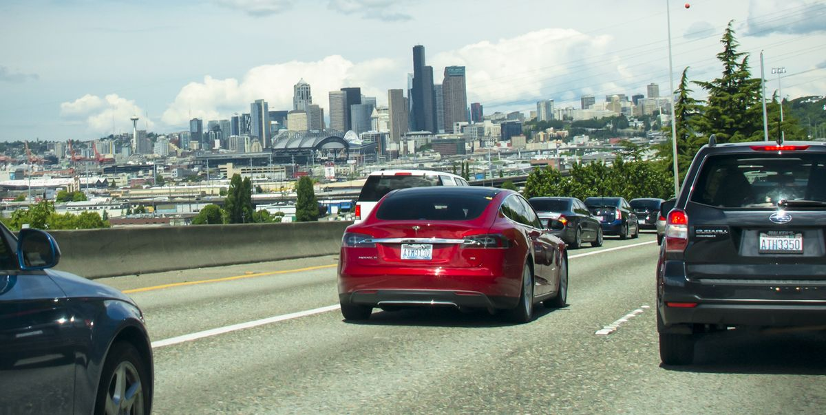 Washington State Bill Aims to Mandate EV-Only Sales by 2030