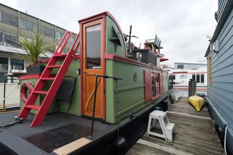 Las casas-barco más originalesdonde puedes alojarte