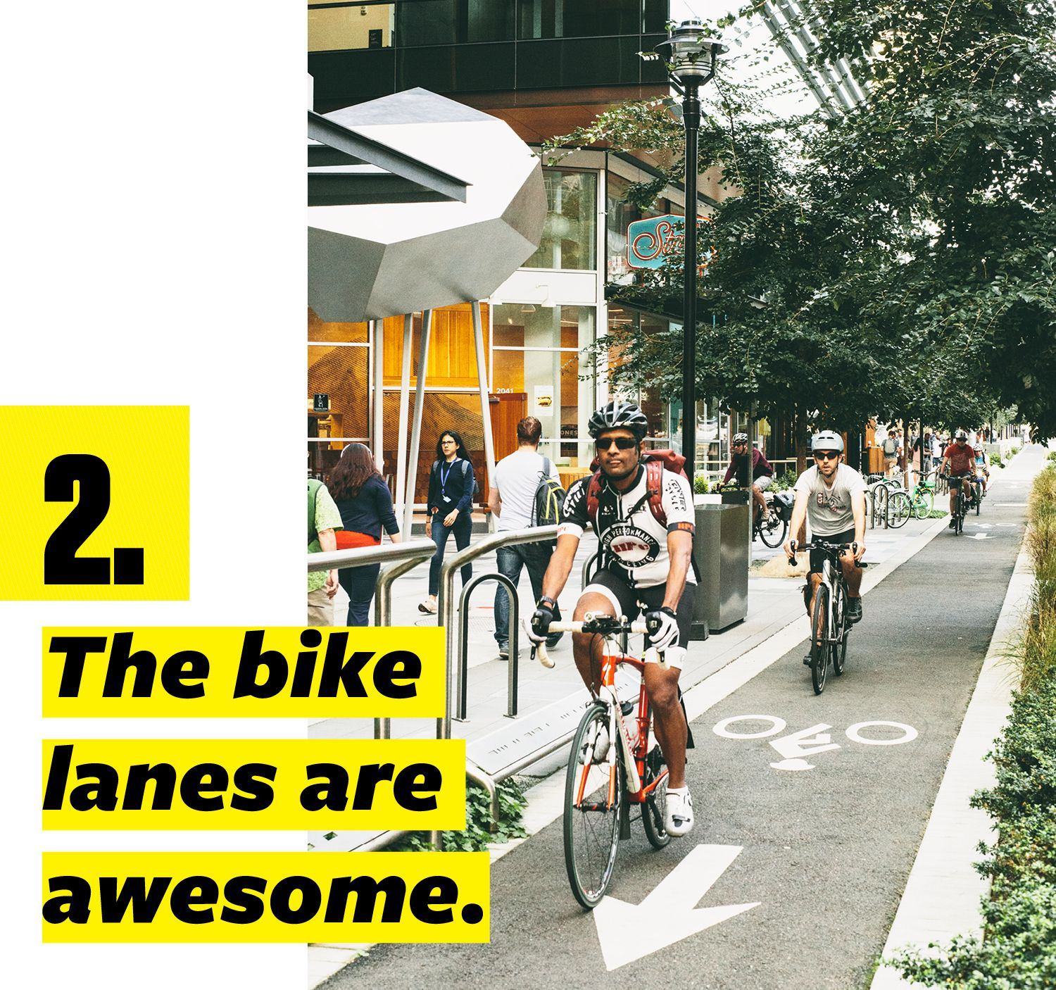 Why Seattle Is the Best Bike City in America