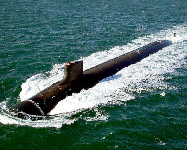 seawolf class submarine 2005