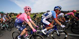 Michael Woods, diferencias entre el atletismo y ciclismo