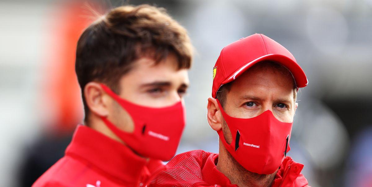 Four-time F1 Champion Sebastian Vettel Getting the Last Laugh on Ferrari