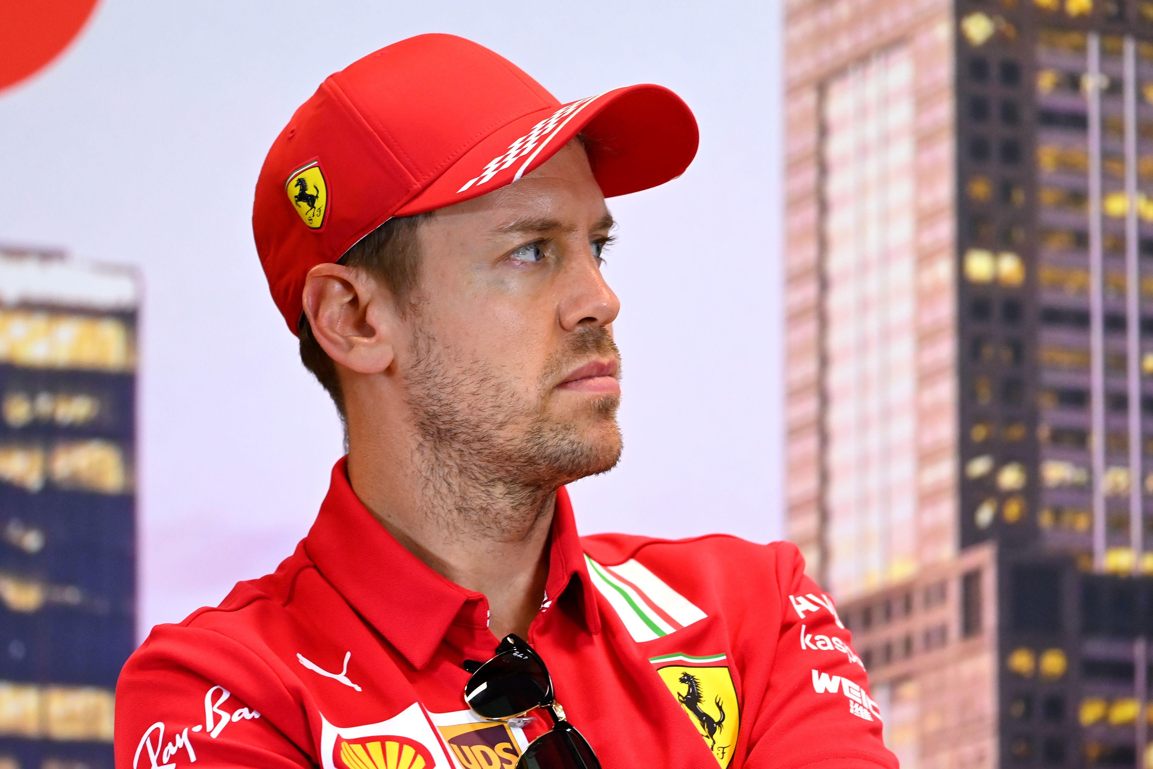 Reports Sebastian Vettel To Leave Ferrari At End Of 2020 F1 Season