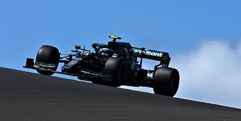 f1 grand prix of portugal  qualifying