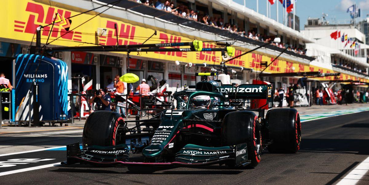 Ralf Schumacher Has No Sympathy for Vettel, Aston Martin in F1 Fuel Controversy - Autoweek