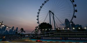 F1 Grand Prix of Singapore - Final Practice