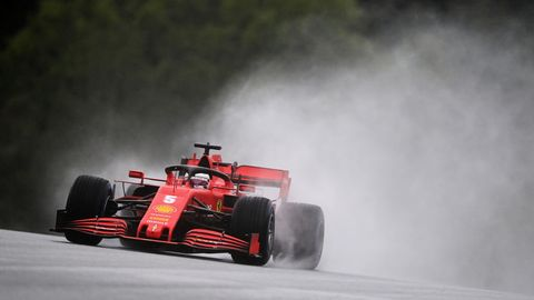 Gallery Formula 1 Styrian Grand Prix Saturday July 11 2020