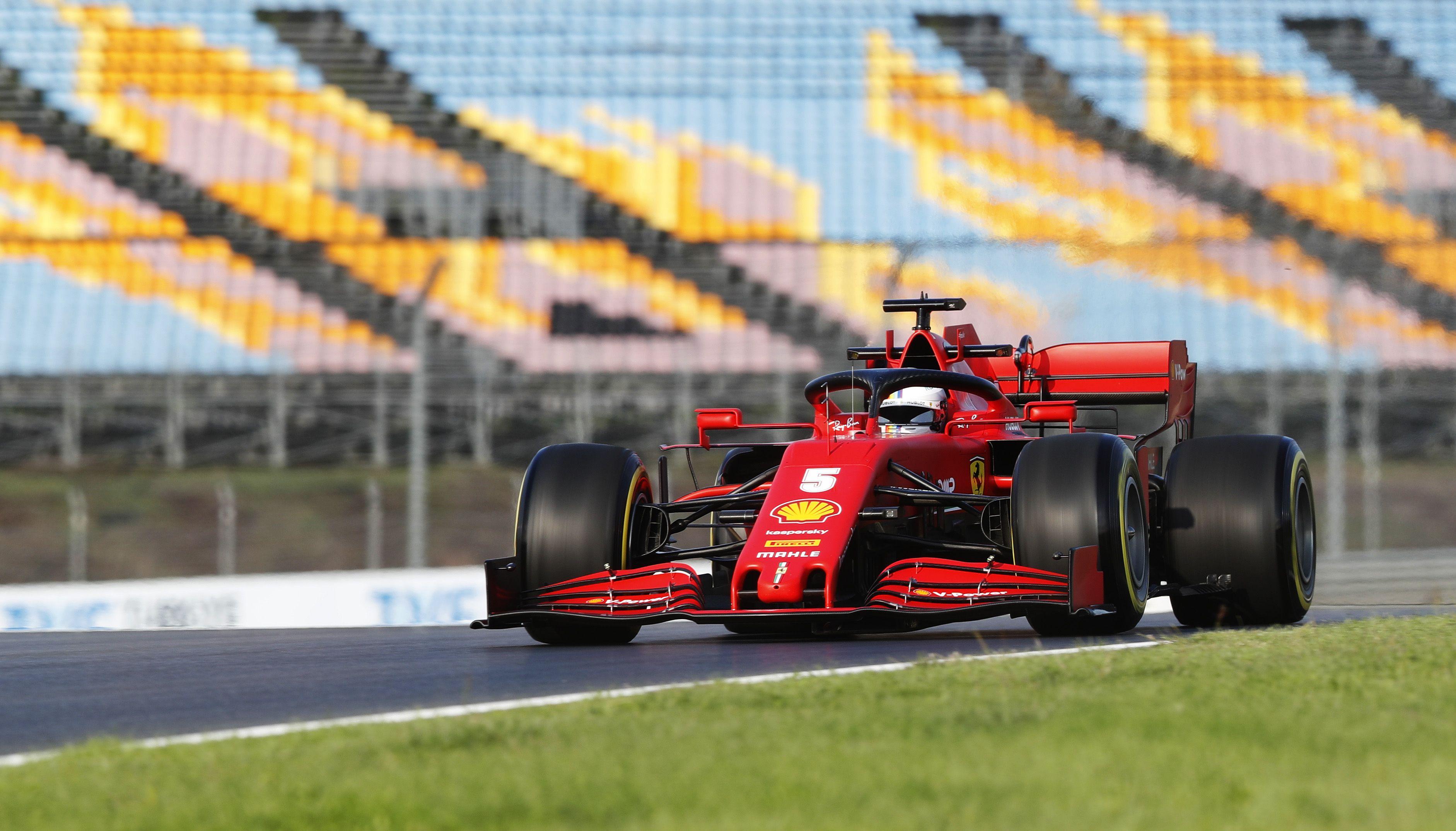 Ferrari S Sebastian Vettel Suddenly In No Hurry To Retire From F1