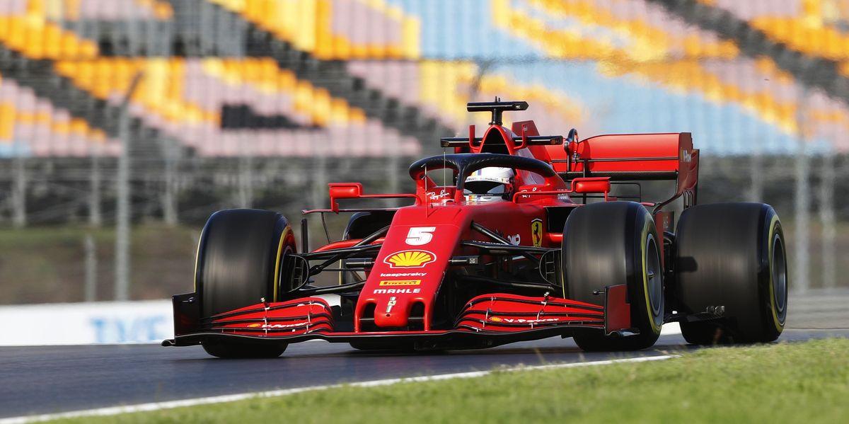 Ferrari's Sebastian Vettel Suddenly in No Hurry to Retire from F1