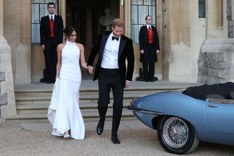 Royal Wedding Photos 2018.The Royal Wedding 2018 In Pictures