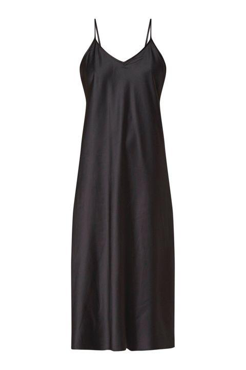 second female slipdress