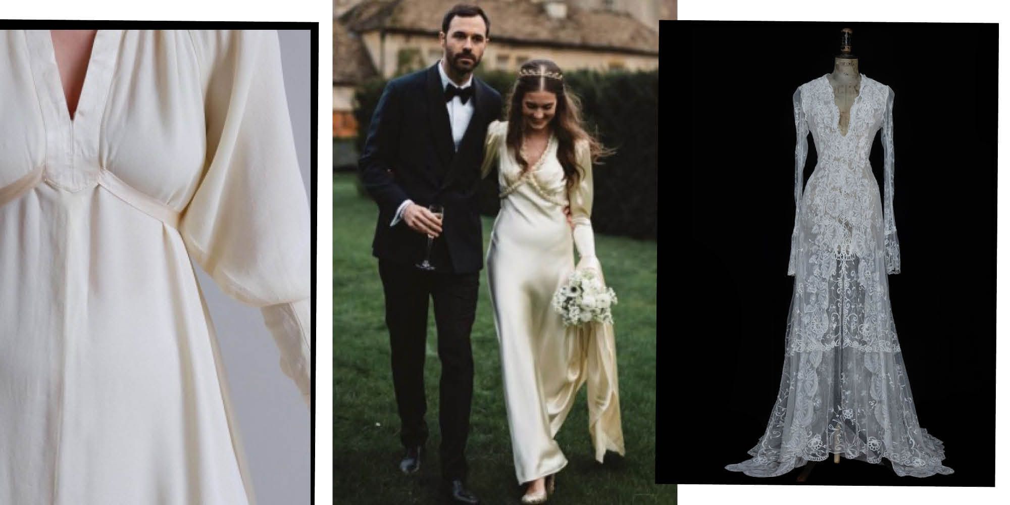 Second Hand Wedding Dresses How To Buy Preloved Wedding Dresses