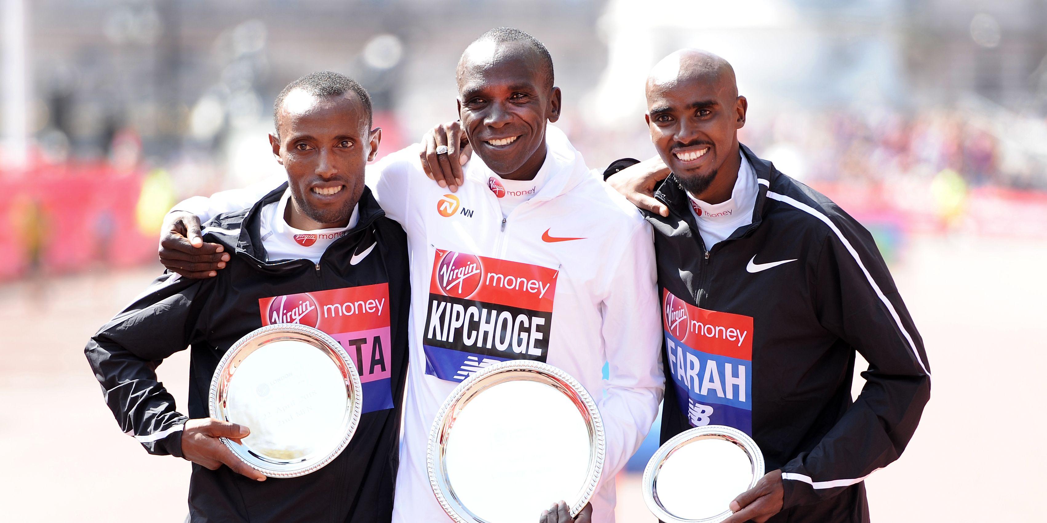 The Virgin London Marathon