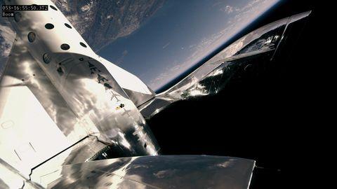 virgin unity spaceflight