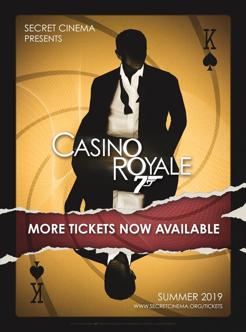 casino royale beach scene