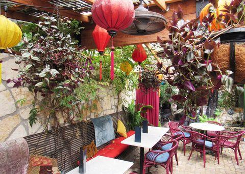 Tea Elle Garden Cafe Menu