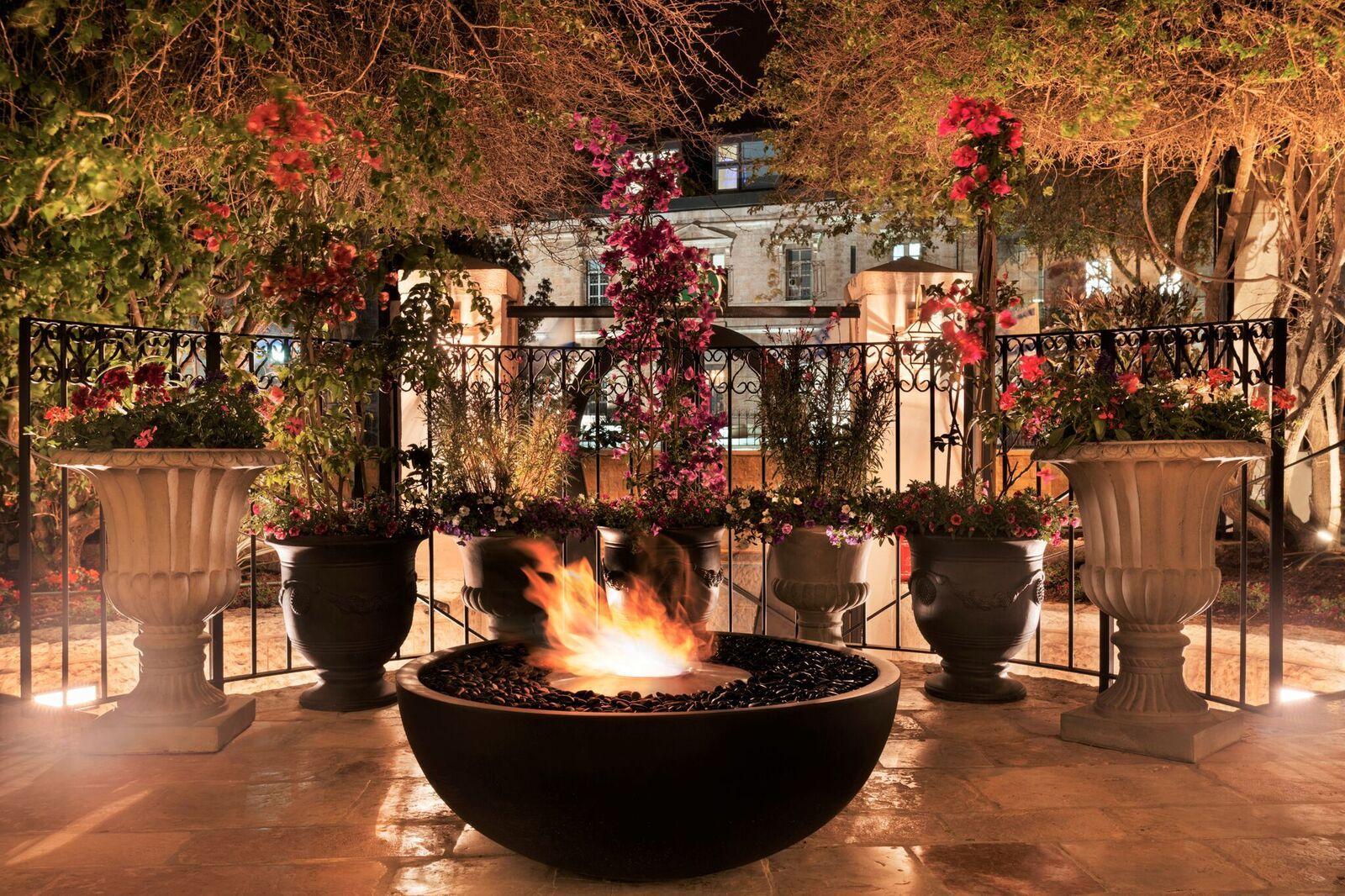 10 Secret Gardens - Garden Hotels