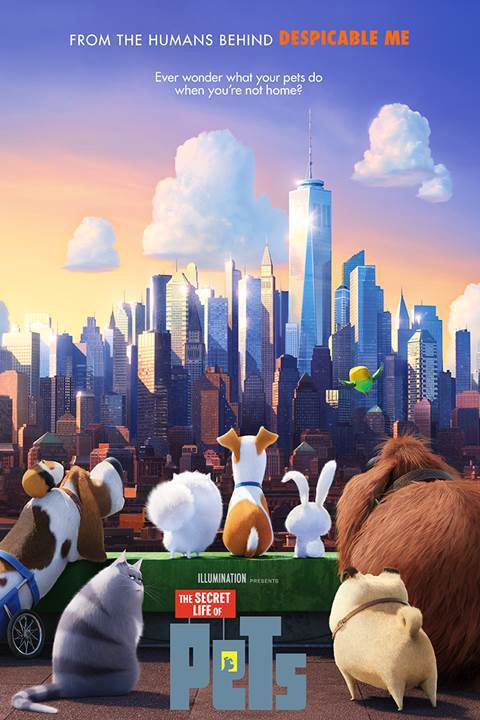 Funny Kids Movies the secret life of pets