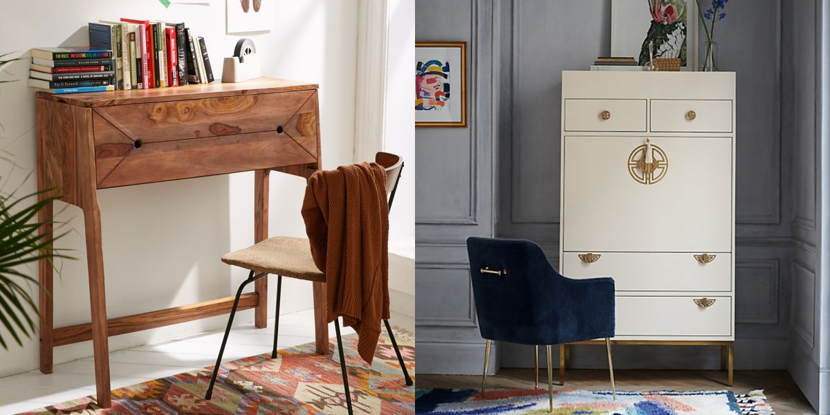 The Chicest Secretary Desks You Can Buy