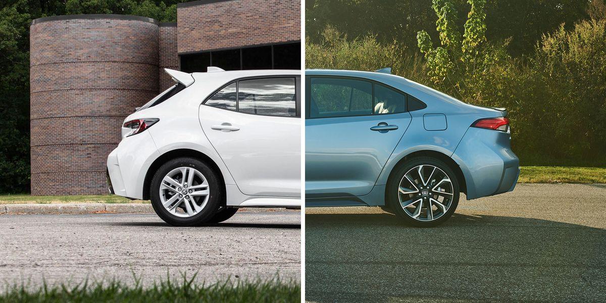 What Is A Sedan >> Sedans Vs Hatchbacks Differences Explained