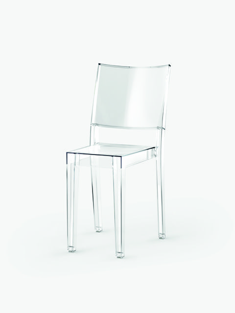 La Marie by Philippe Starck: Kartell\'s transparent titan