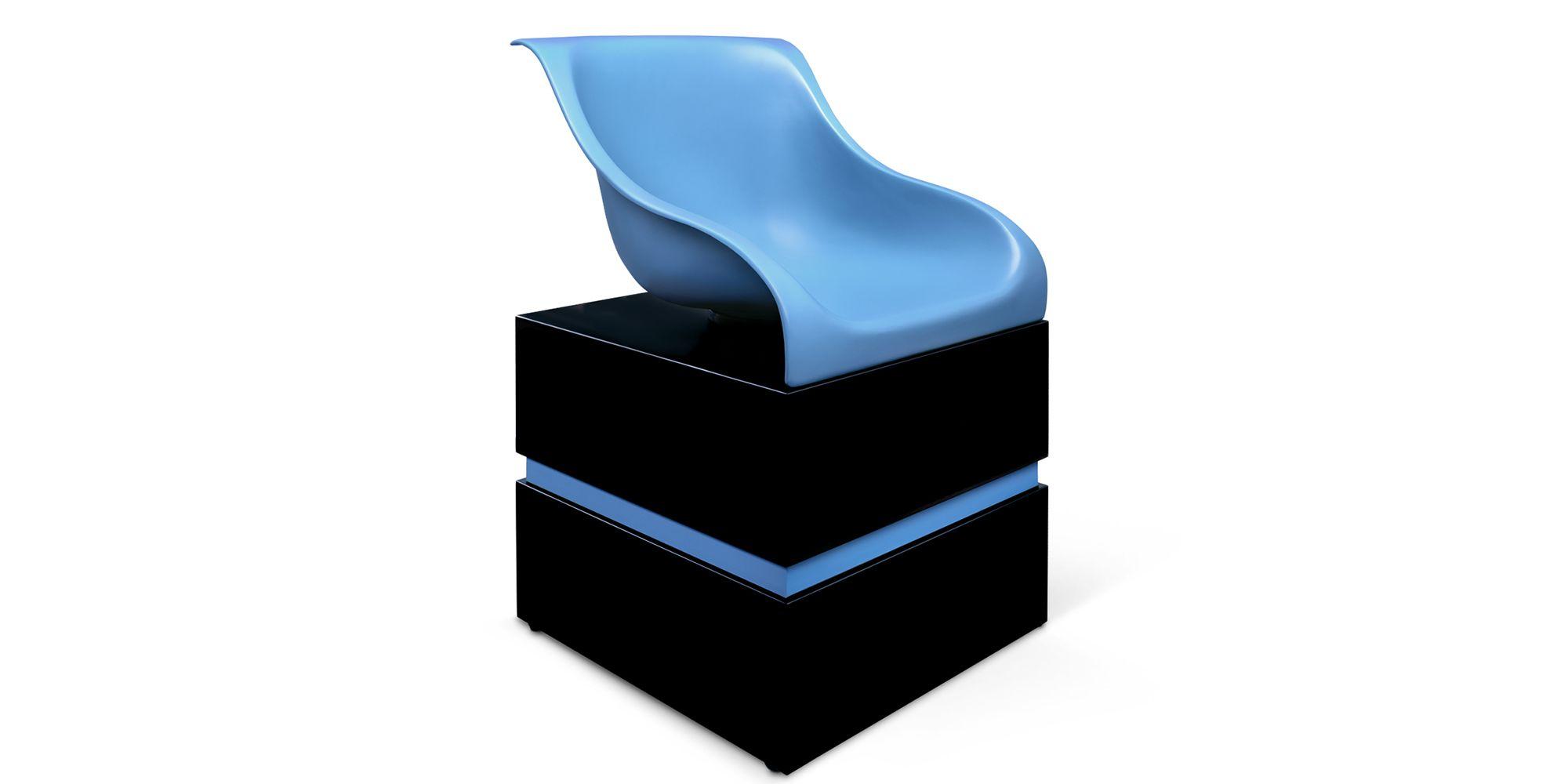 Le famose sedie di design del Piper tornano sul mercato