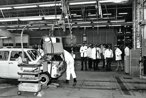 honda 600 factory