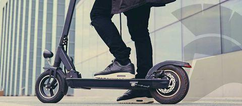 patinete eléctrico normativa