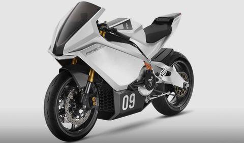 NineBot Apex - la moto eléctrica deportiva de Segway