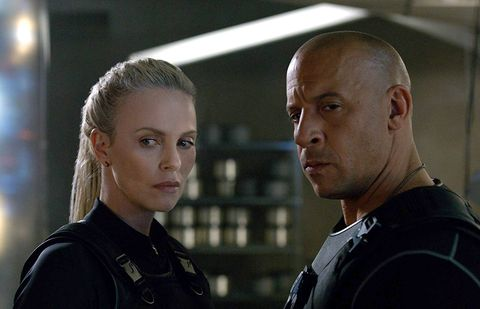 Screenshot, Police officer, Movie, Official, Uniform, Special agent, Non-commissioned officer,