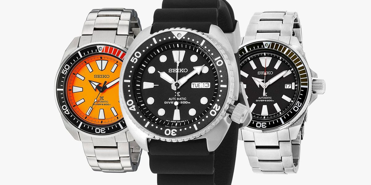 Grab Your Seiko Dive Watches While This Sale Lasts