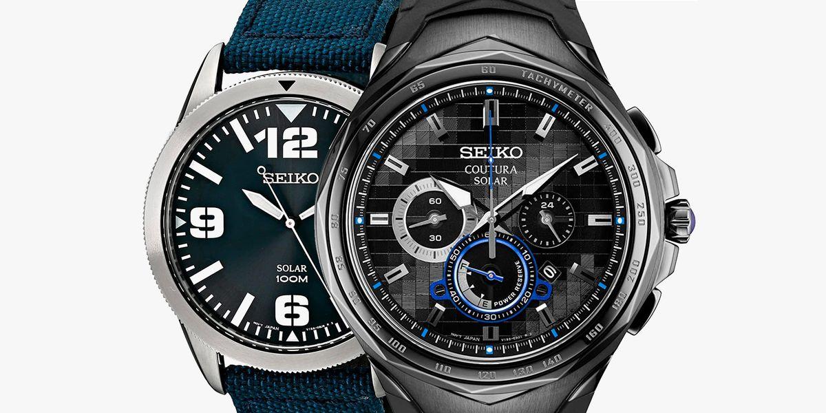 Save Big on Select Seiko Watches Today