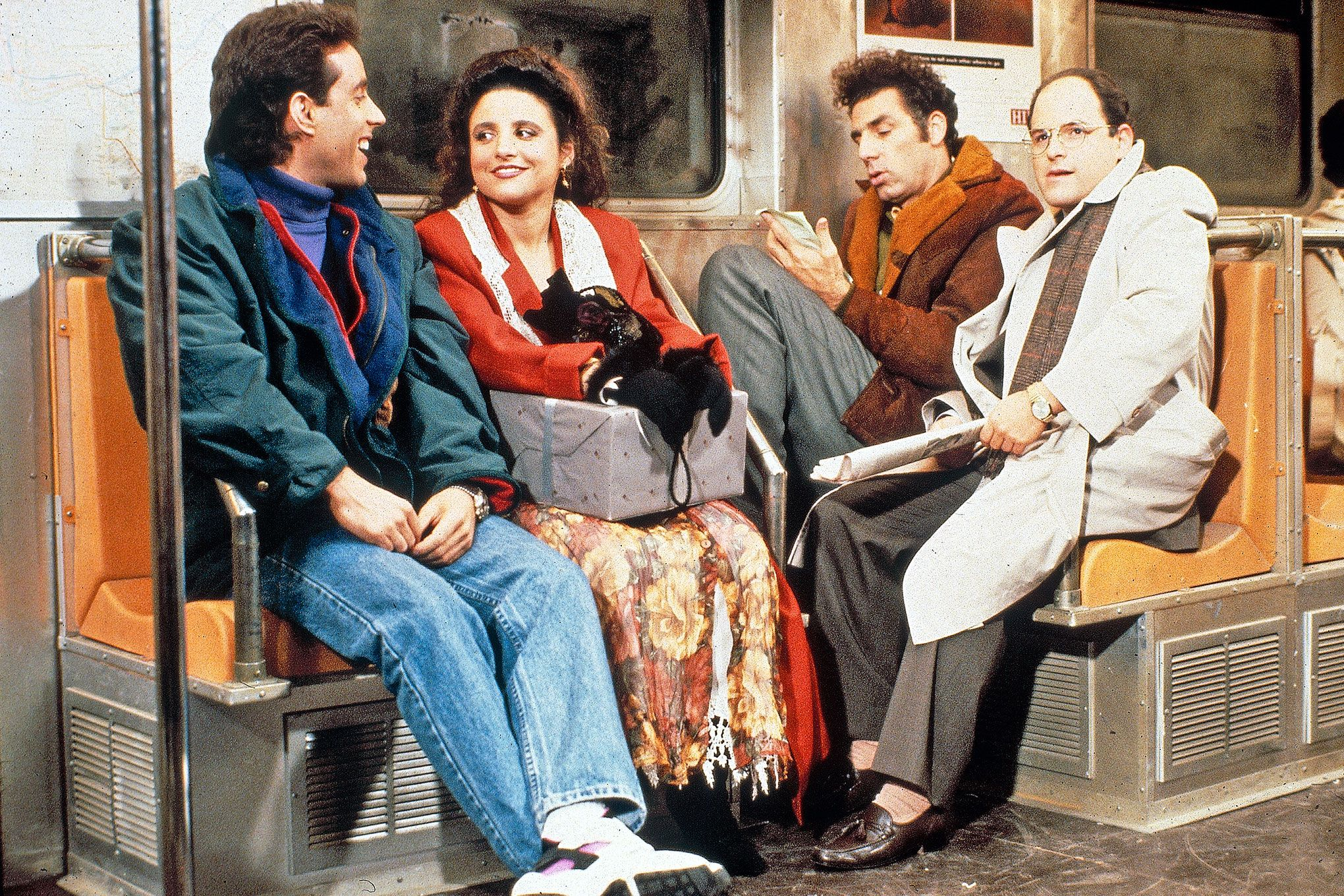 Seinfeld Llegará a Netflix en 2021 - Disponible en Amazon Prime