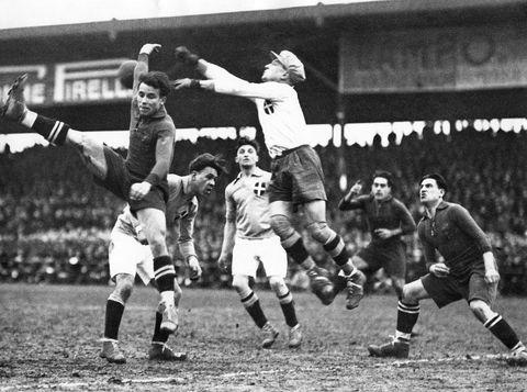 Fussball Länderspiele 1925-1929