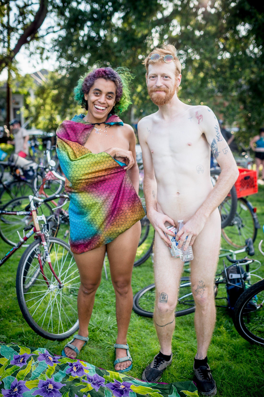 World naked bike ride pussy