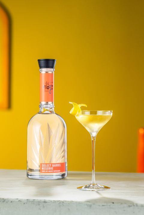 milagro mexican martini