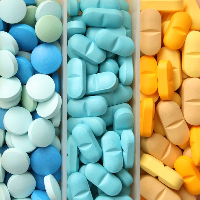 Selected pills