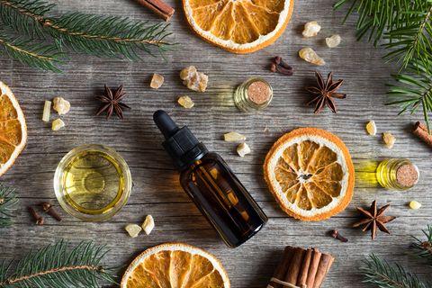 christmas essential oils - Christmas Essential Oils
