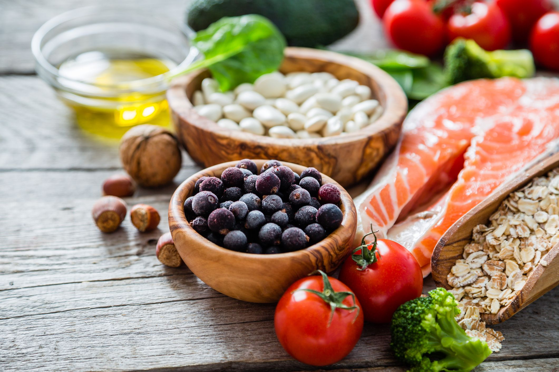 How the Mediterranean Diet Promotes Weight Loss, Heart Health, and Longevity