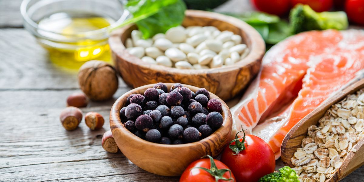 The Mediterranean Diet Can Help You Lose Weight, Protect Your Heart, and Extend Your Life