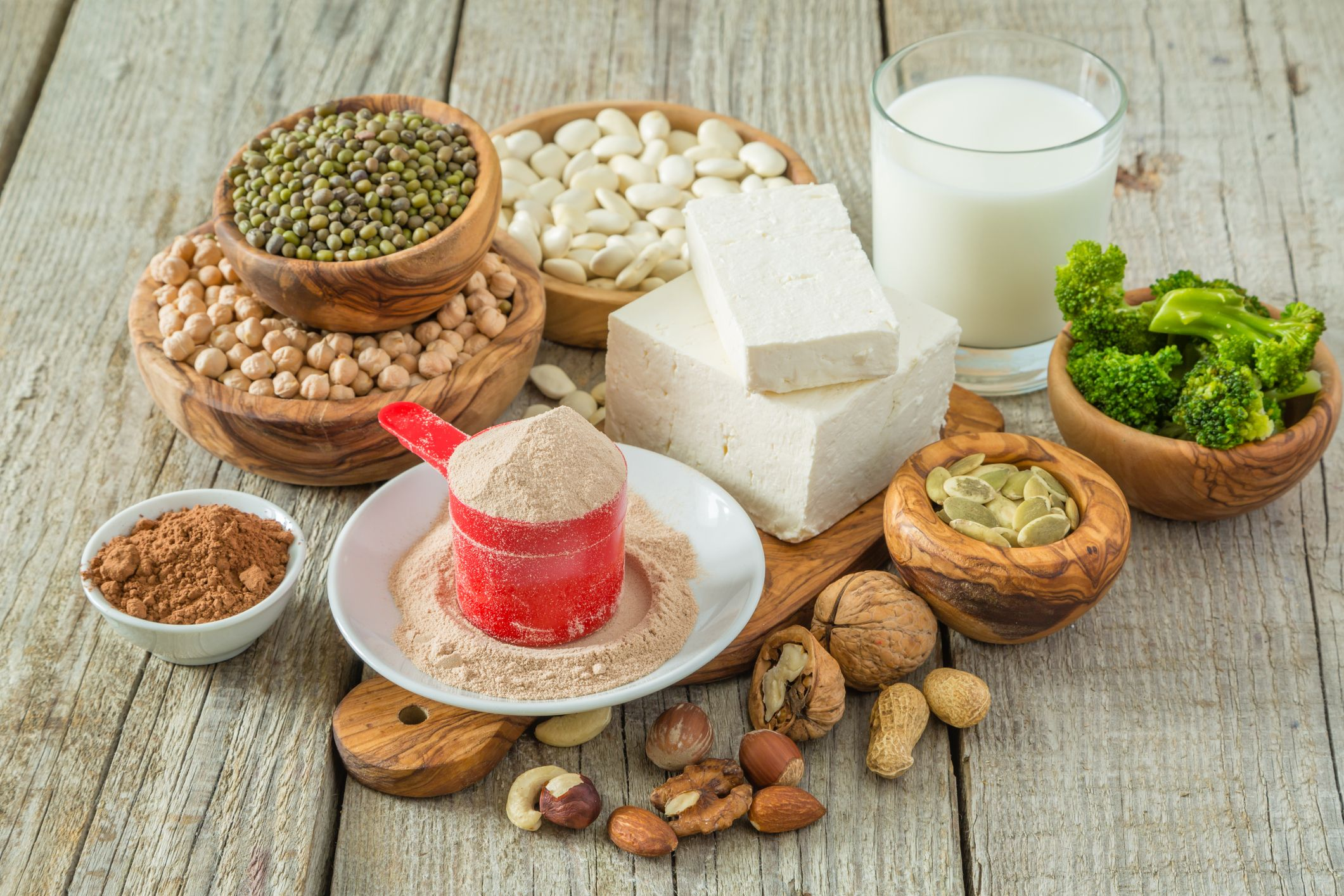 7 Sources of Protein You Need to Be Eating More Of