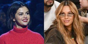 Selena Gomez, Beyoncé, Instagram, record, likes, verjaardag, birthday, post
