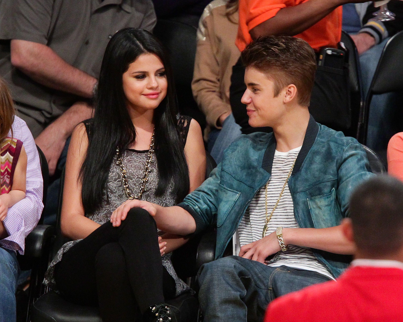 Selena justin bieber Dating-Spiele