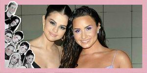 Selena Gomez en Demi Lovato