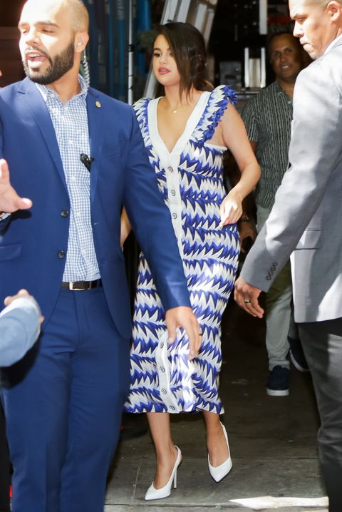 Celebrity Sightings In New York - June 12, 2019