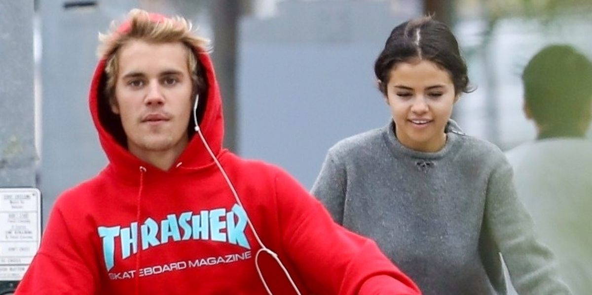 Jelena Lives! Justin Bieber and Selena Gomez Spotted on a Romantic ...