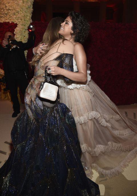 f3e4dff3398 Selena Gomez Had a Hidden Message in Her 2018 Met Gala Dress ...