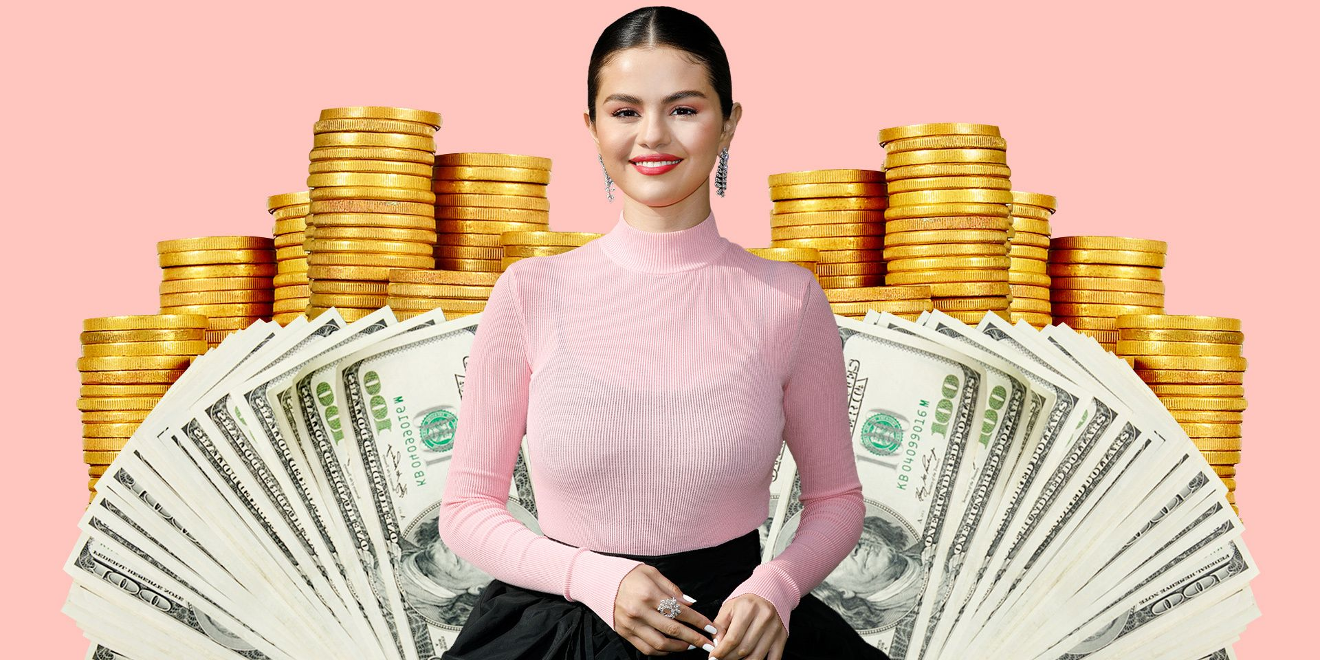 Selena Gomez's Net Worth Will Blow Your Mind - Selena Gomez Age and Net  Worth