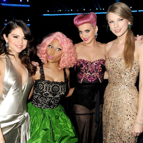 2011 american music awards   backstage  audience