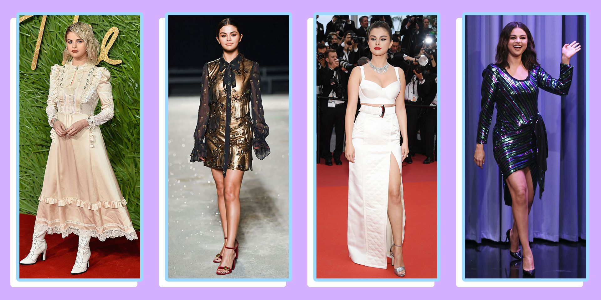Best Selena Gomez Outfits Cutest Selena Gomez Looks And Street Style